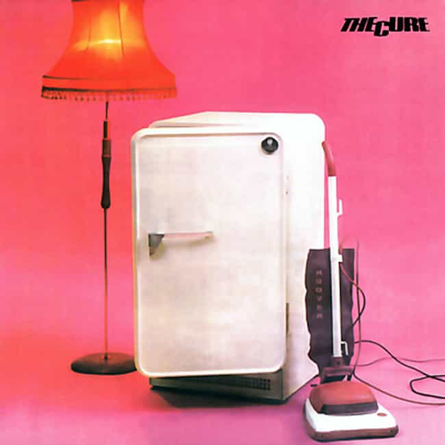 Three Imaginary Boys is listed (or ranked) 7 on the list The Best Cure Albums of All Time