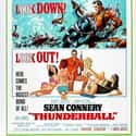 Thunderball is listed (or ranked) 21 on the list The Best Spy Movies