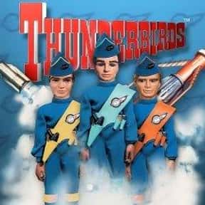 Thunderbirds is listed (or ranked) 20 on the list The Best Puppet TV Shows