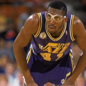 Thurl Bailey is listed (or ranked) 8 on the list The Best NBA Players from Washington, D.C.
