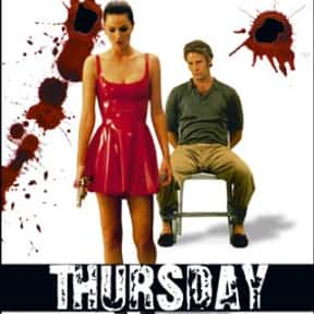 Thursday is listed (or ranked) 21 on the list The Best Mickey Rourke Movies