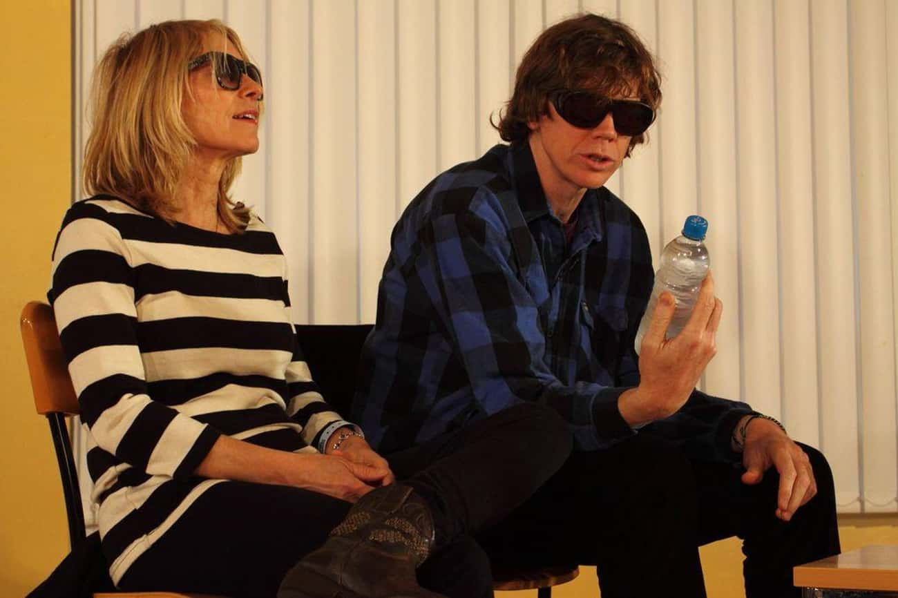 Kim Gordon and Thurston Moore is listed (or ranked) 1 on the list Celebrities Who Separated After They Were Together 30 Years