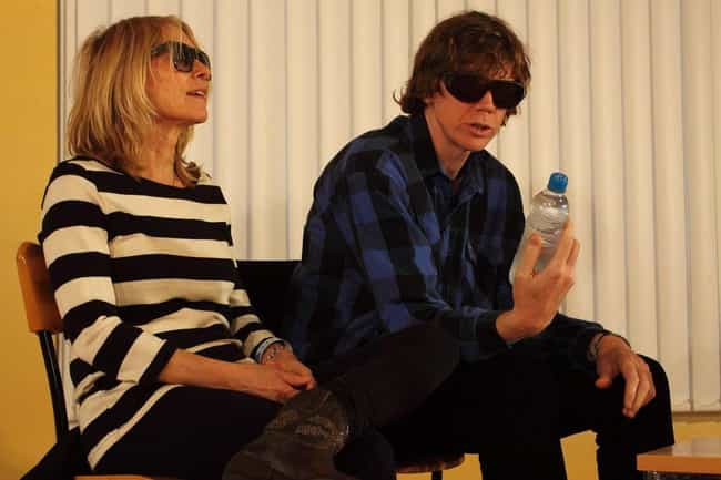 Thurston Moore is listed (or ranked) 1 on the list Celebrities Who Separated After They Were Together 30 Years