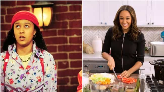 Tia Mowry is listed (or ranked) 1 on the list Where Are They Now: The Cast Of 'Sister, Sister'