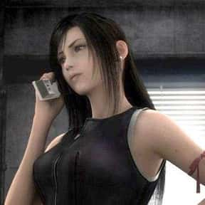Tifa Lockhart is listed (or ranked) 2 on the list The Hottest Video Game Vixens of All Time