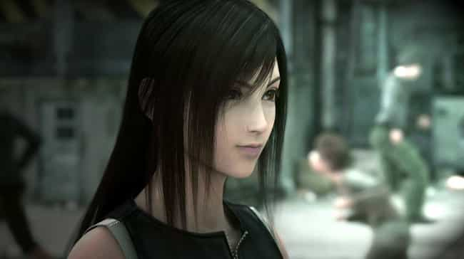 Tifa Lockhart is listed (or ranked) 4 on the list Which 'Final Fantasy' Character Are You, According To Your Zodiac Sign?