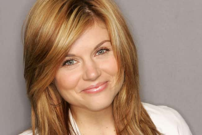 Tiffani Thiessen is listed (or ranked) 18 on the list The Most Captivating Celebrity Eyes (Women)