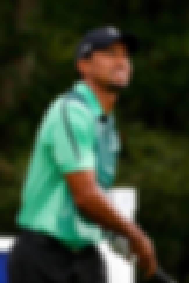 Tiger Woods is listed (or ranked) 1 on the list Famous People With Arthritis