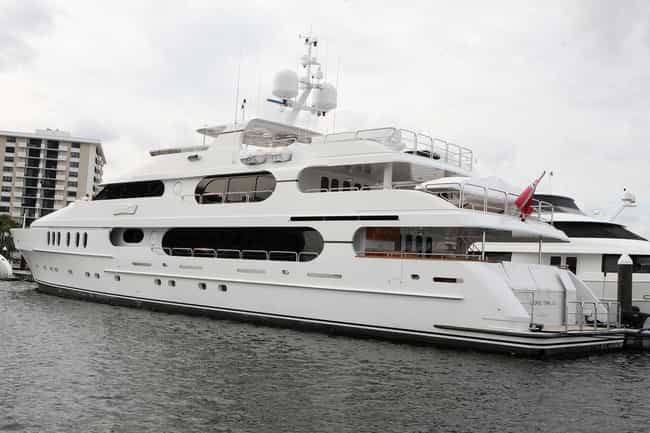 Celebrities With Yachts
