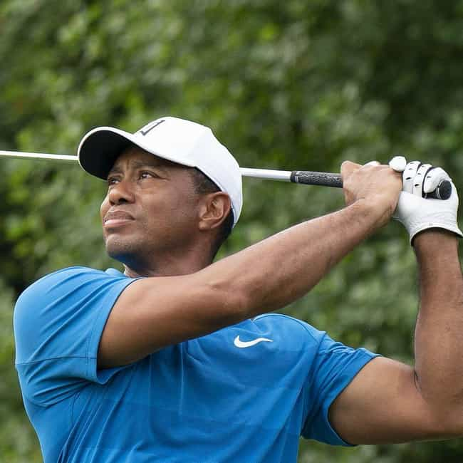 Tiger Woods is listed (or ranked) 1 on the list The Best Black Golfers Of All Time