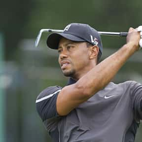 Tiger Woods is listed (or ranked) 21 on the list Famous Bad Boys You Think You Could Change Into Better Men