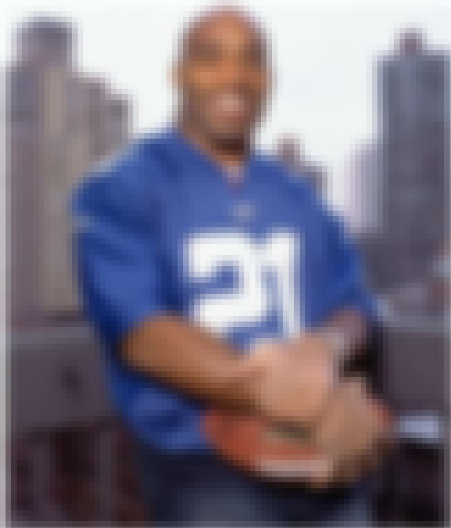 Tiki Barber is listed (or ranked) 2 on the list 23 Athletes with Epilepsy
