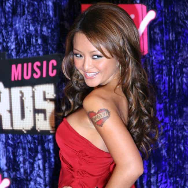 Tila Tequila is listed (or ranked) 4 on the list Famous Female Rappers