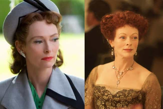 Tilda Swinton is listed (or ranked) 1 on the list Who Would Star In A Modern Remake Of 'Titanic'?