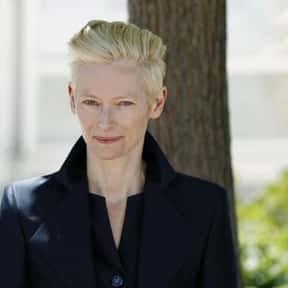 Tilda Swinton is listed (or ranked) 23 on the list The Greatest British Actors of All Time