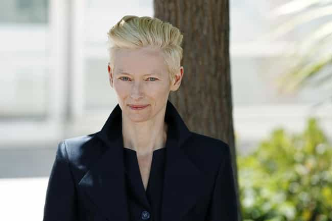 Tilda Swinton is listed (or ranked) 1 on the list Famous People who Majored in Social Sciences