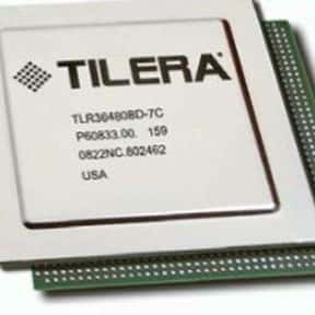 Tilera is listed (or ranked) 23 on the list The Best CPU Manufacturers