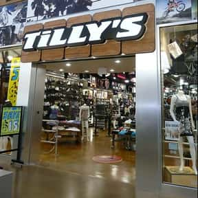 Tilly's is listed (or ranked) 16 on the list The Best Tween Clothing Brands