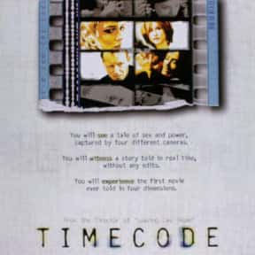 Timecode is listed (or ranked) 23 on the list The Best Salma Hayek Movies