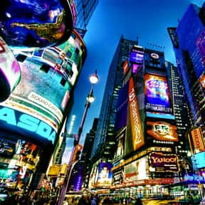 Times Square is listed (or ranked) 23 on the list The Best Tourist Attractions in America