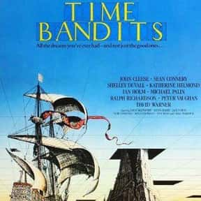 Time Bandits is listed (or ranked) 22 on the list The Best Time Travel Comedies, Ranked