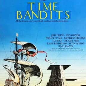 Time Bandits is listed (or ranked) 14 on the list The Best Movies That Are Super Weird