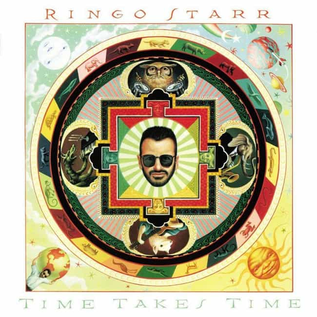 Time Takes Time is listed (or ranked) 3 on the list The Best Ringo Starr Albums of All-Time
