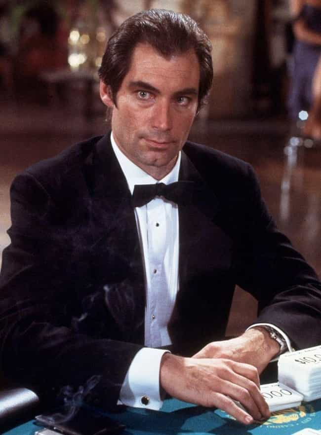 Timothy Dalton is listed (or ranked) 4 on the list The Best Actors Who Played James Bond, Ranked