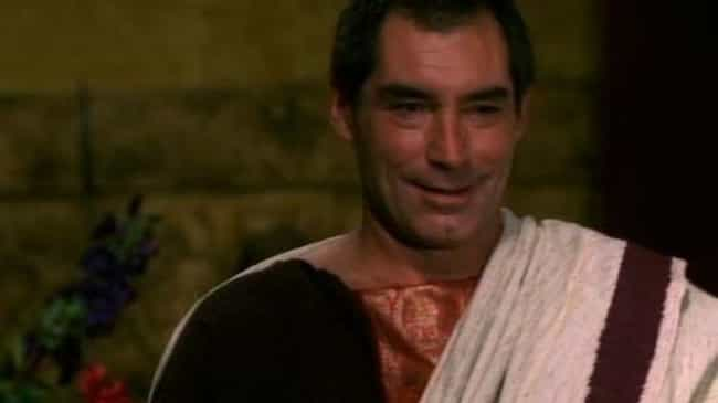 Timothy Dalton is listed (or ranked) 4 on the list The Best Actors Who Have Played Julius Caesar