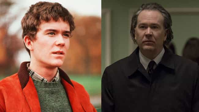 Timothy Hutton is listed (or ranked) 3 on the list Here's Where You've Seen Everyone In 'The Haunting Of Hill House' Before