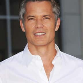 Timothy Olyphant is listed (or ranked) 22 on the list The Hottest Silver Foxes