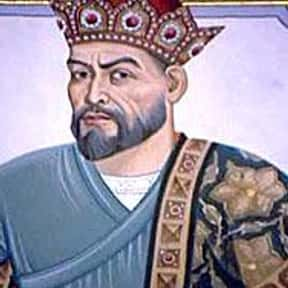 Timur is listed (or ranked) 6 on the list The Most Important Military Leaders in World History