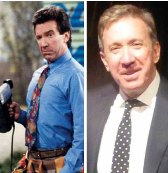 Tim Allen is listed (or ranked) 1 on the list Here's What The Cast Of 'Home Improvement' Looks Like Now