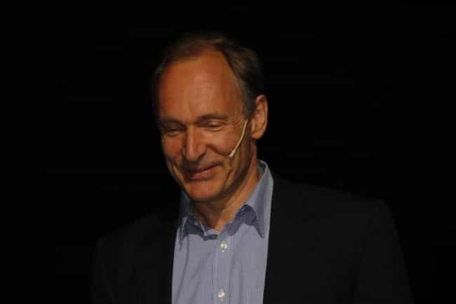 Tim Berners-Lee is listed (or ranked) 2 on the list The Most Influential People of the 21st Century