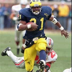 Tshimanga Biakabutuka is listed (or ranked) 2 on the list The Best Michigan Wolverines Running Backs of All Time
