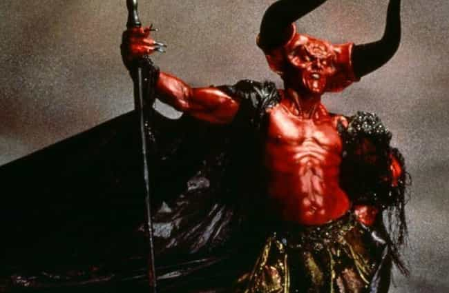 Tim Curry is listed (or ranked) 4 on the list Actors Who Played Satan, Ranked By How Much The Devil Would Approve