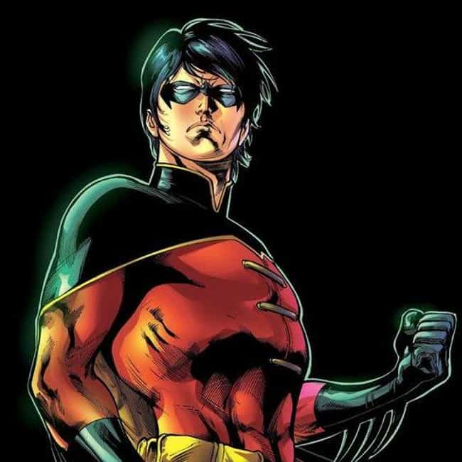 Tim Drake is listed (or ranked) 1 on the list The Best Sidekicks in Comics