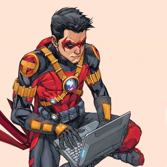 Tim Drake is listed (or ranked) 2 on the list Who Is The Greatest Robin? The Best Boy Wonder Debate