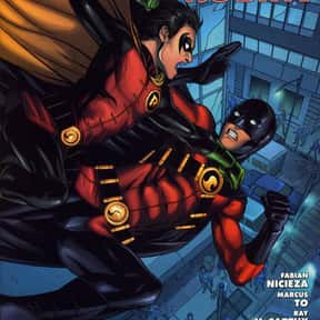 Tim Drake is listed (or ranked) 16 on the list The Best Teenage Superheroes
