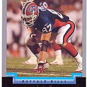 Tim Euhus is listed (or ranked) 24 on the list The Best Buffalo Bills Tight Ends Of All Time