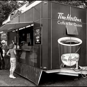 Tim Hortons is listed (or ranked) 18 on the list The Best Whole Bean Coffee Brands