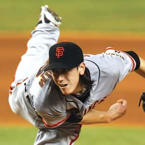 Tim Lincecum is listed (or ranked) 19 on the list List of Famous Baseball Starting Pitchers