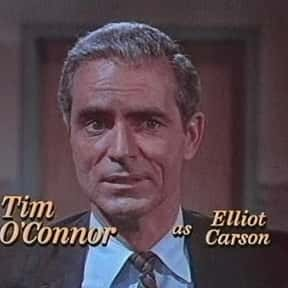 Tim O'Connor is listed (or ranked) 23 on the list Full Cast of Across 110th Street Actors/Actresses