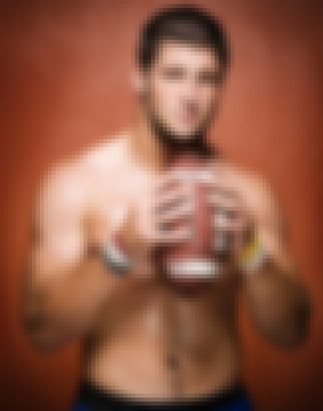 Tim Tebow is listed (or ranked) 3 on the list 18 Male Athletes Who Model