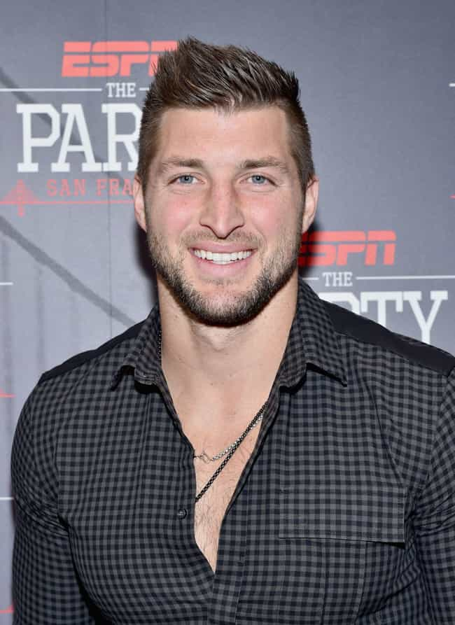 Tim Tebow is listed (or ranked) 4 on the list Olivia Culpo Loves and Hookups