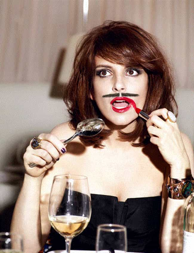 Tina Fey is listed (or ranked) 8 on the list The Hottest Funny Women