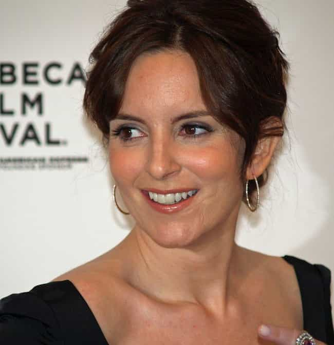 Tina Fey is listed (or ranked) 1 on the list Famous People You Didn't Know Were Greek Orthodox
