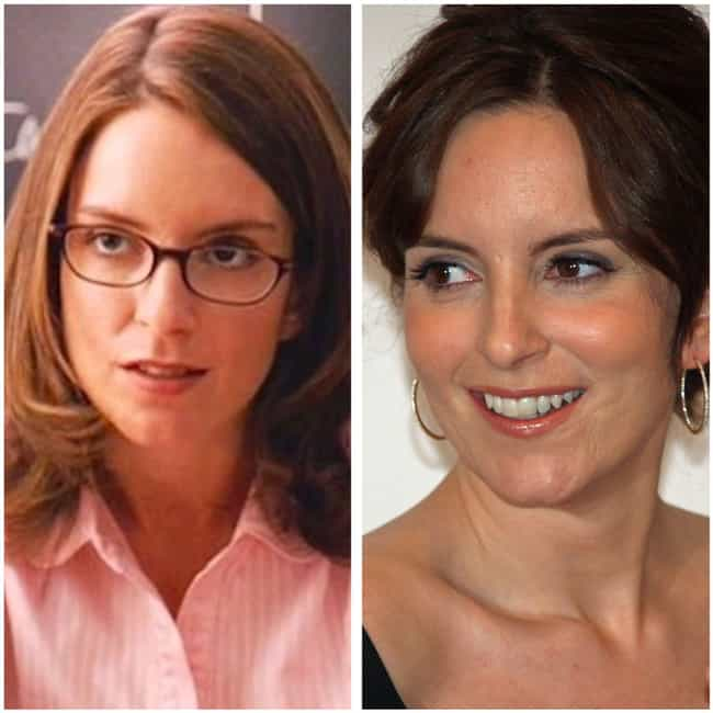 Tina Fey is listed (or ranked) 2 on the list The Cast Of 'Mean Girls': Where Are They Now?
