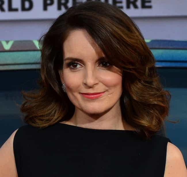 Tina Fey is listed (or ranked) 3 on the list 35 Celebrities Who Became Famous After 30