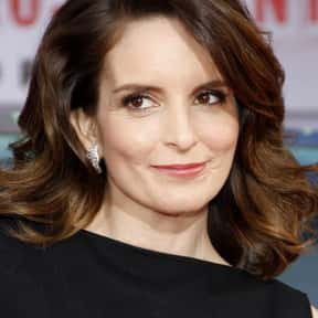 Tina Fey is listed (or ranked) 4 on the list Famous People Named Christina
